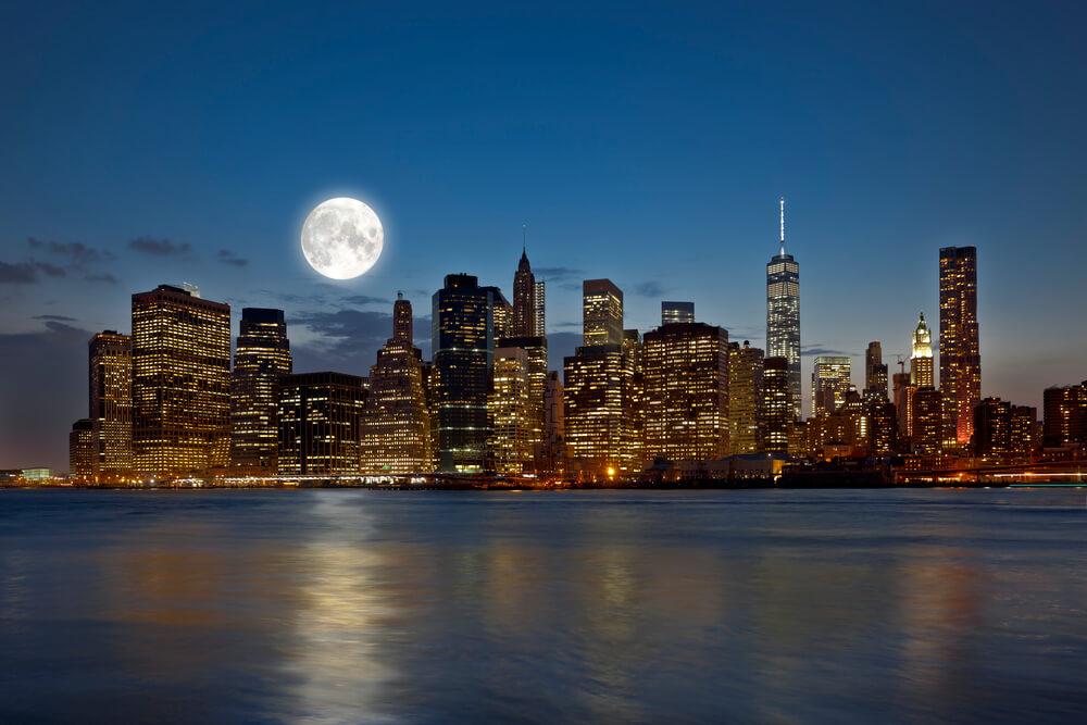 Лунное затмение в 2019 году. Когда будет по московскому времени картинки