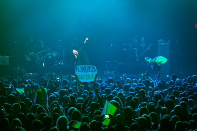"""Концерт """"Океана Ельзы"""" в Нью-Йорке. Фото Катерины Пановой"""