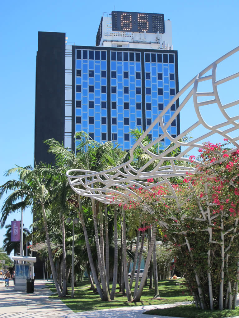 """The building where the office of """"Quadrum Miami Beach"""" is located Photo: Andrey Stolbunov"""