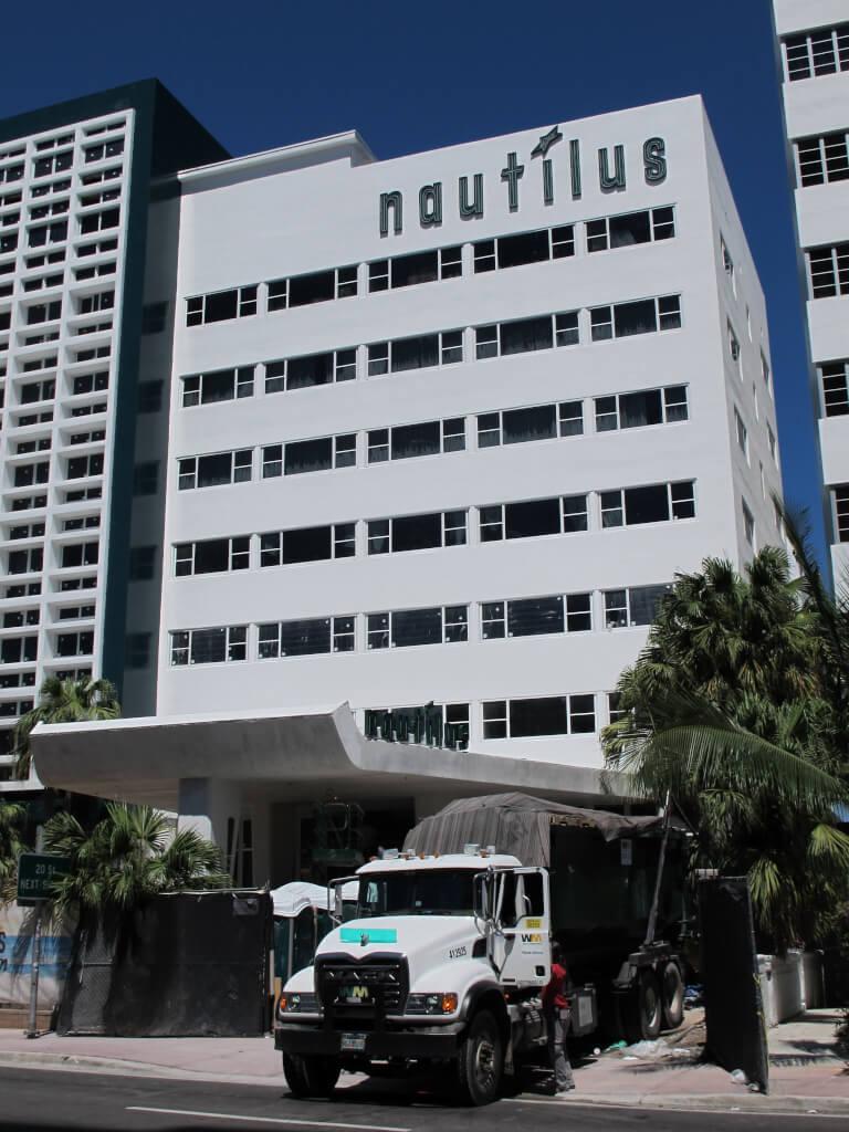 "Hotel ""Nautilus South Beach"" Photo: Andrey Stolbunov"