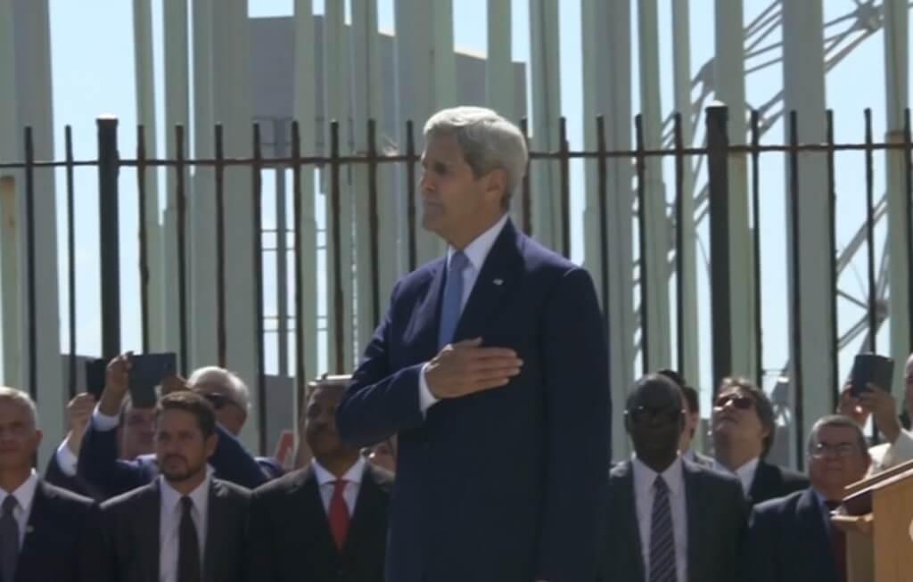 Джон Керри Фото: кадр с видео