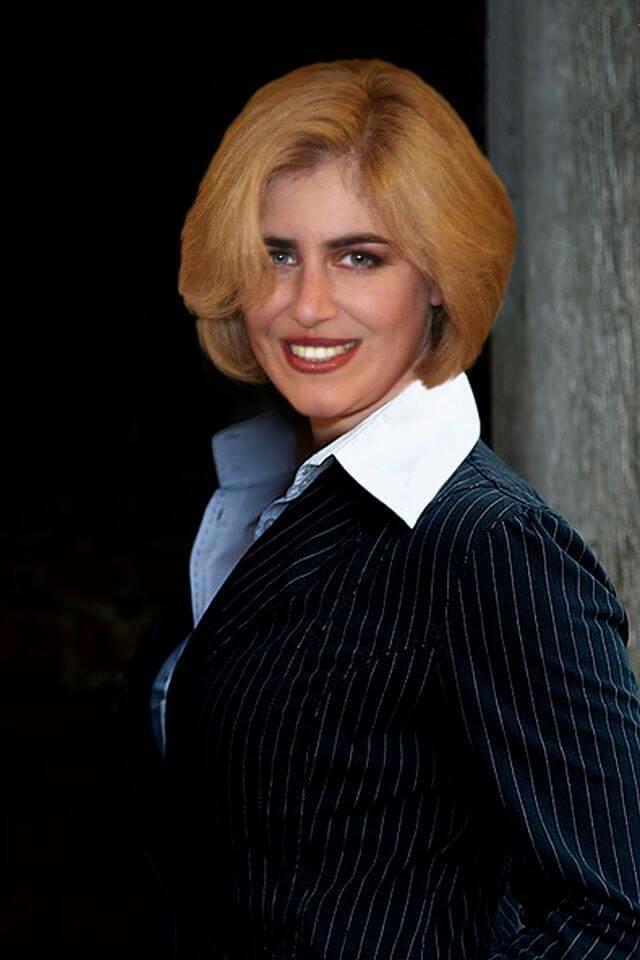 Марина Бичински объединила творчество и педагогику. Фото с личного архива