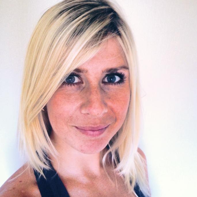 Александра Степанова работает в США фитнес-инструктором. Фото из личного архива