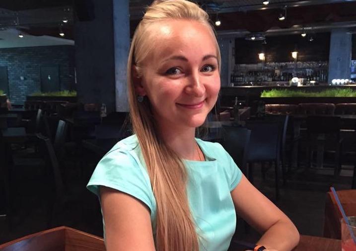Алена Борисова серьезно взялась за изучение английского только в США. Фото из личного архива