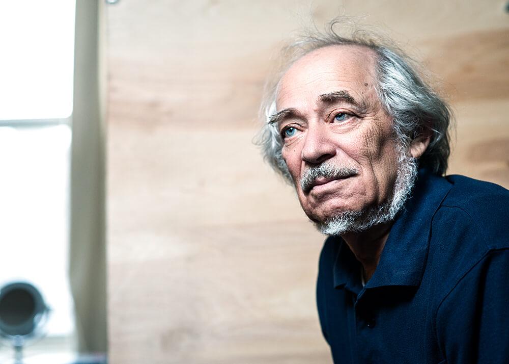 Михаил Туровский иммигрировал в США 35 лет назад. Фото Павла Терехова