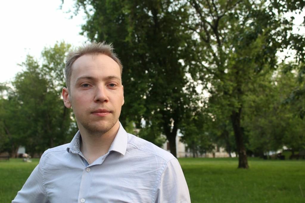 Роман Морозов уехал из России, потому что боялся попасть в тюрьму. Фото из личного архива