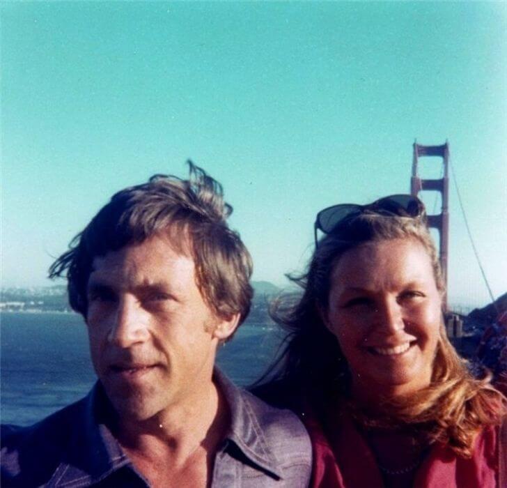 Владимир Высоцкий и Марина Влади в Сан-Франциско, 1976 год. Фото из личного архива Марины Влади
