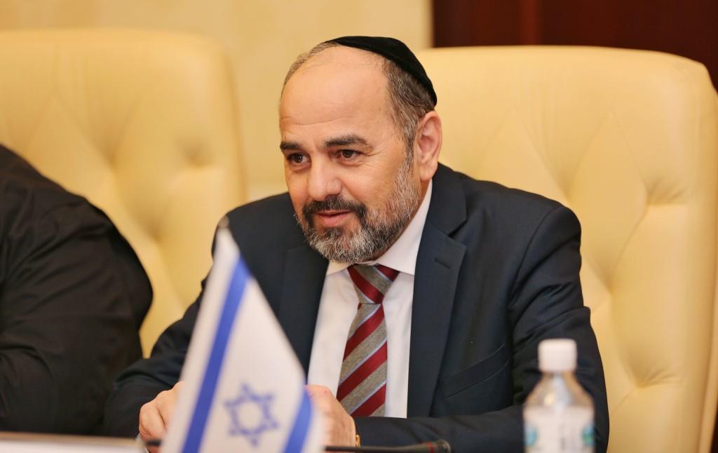 Депутат Яков Марги. Фото: rk.gov.ru