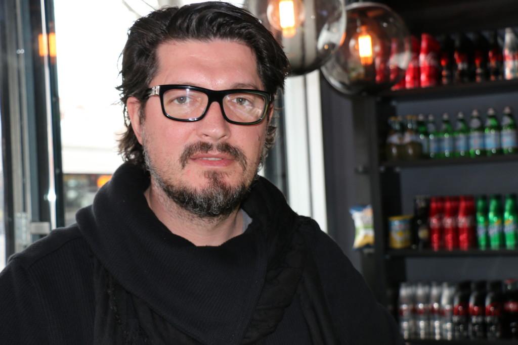 Герман Мисони открыл бар в Бруклине. Фото Дениса Чередова