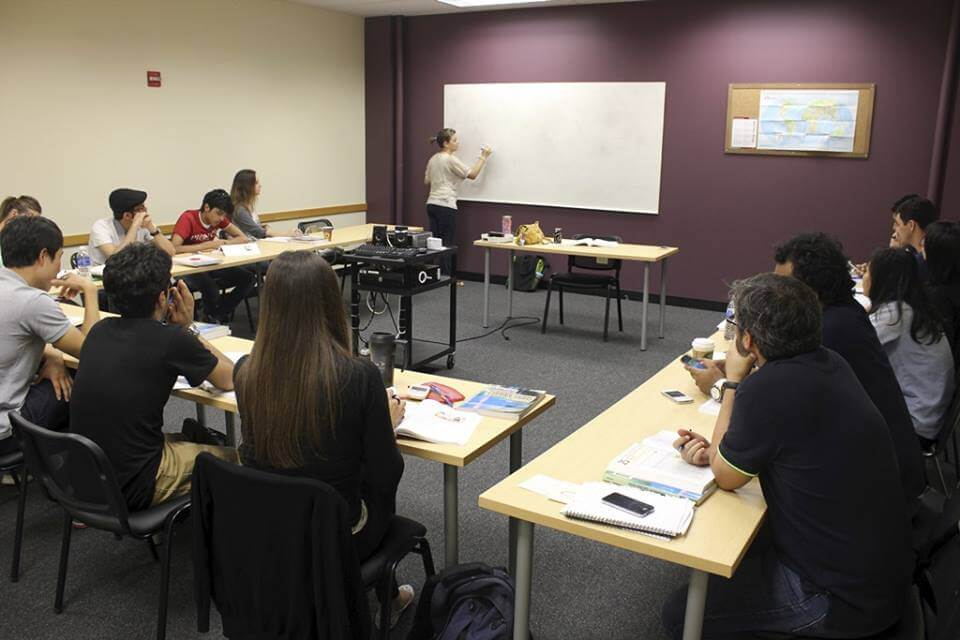Solex College accepts about two thousand international students per year. Photo facebook.com/solex.college