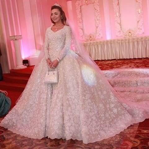 Невеста Хадиджа Ужахова Фото: Instagram