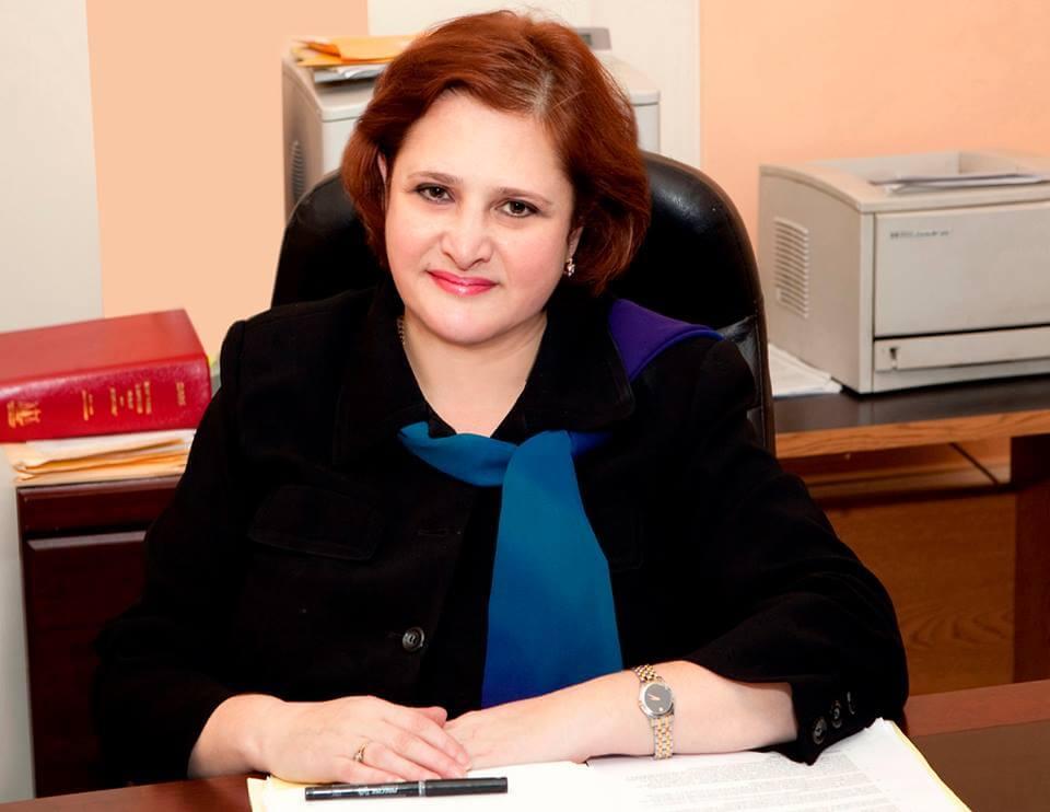 Адвокат Таня Гендельман. Фото из личного архива