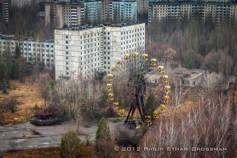 City Amusement Park, Pripyat