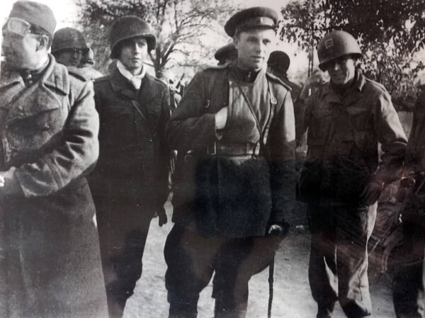 Игорь Белоусович в молодости. Фото из личного архива