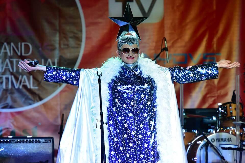 Денис Старовойтов выступает не только на свадьбах. Фото из личного архива
