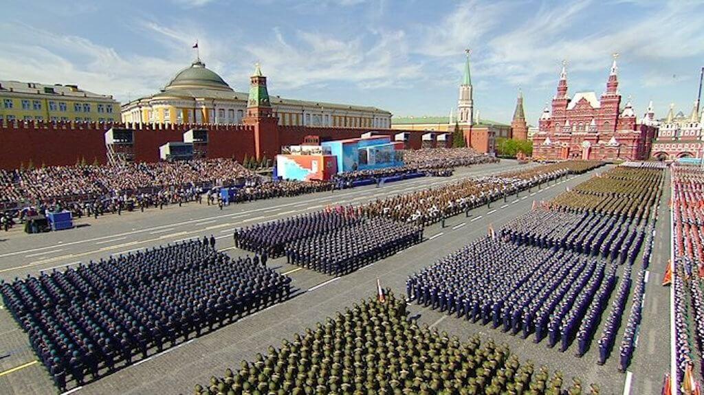 Казахстан, Беларусь и Киргизия решили не проводить парад на День Победы Фото: kremlin.ru