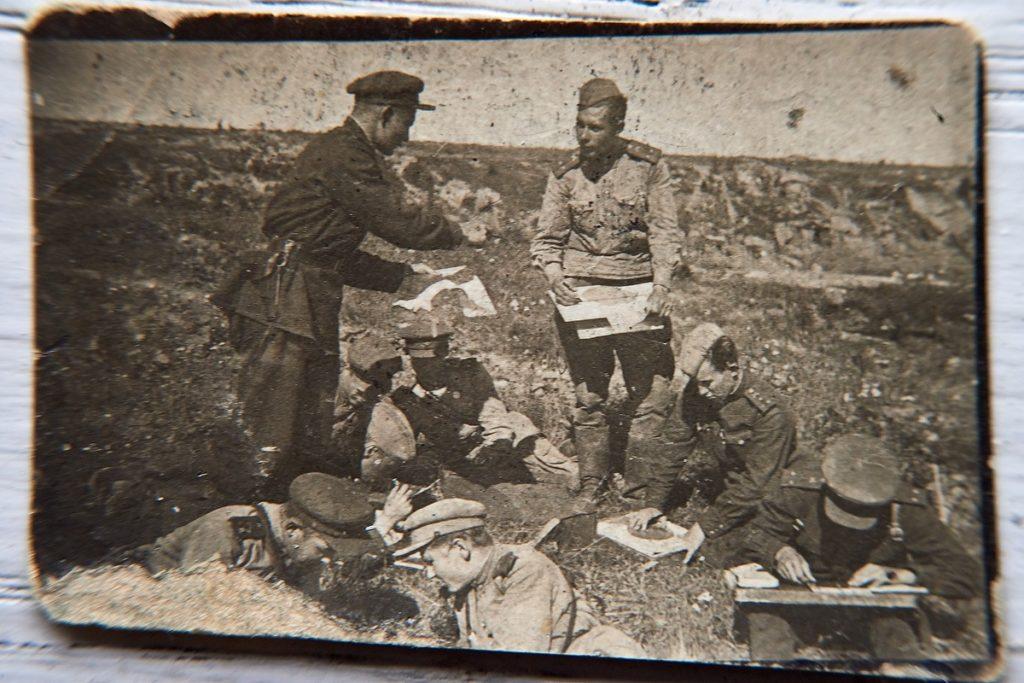 Николай Зайцев до сих пор помнит, как на его глазах погибали люди. Фото из личного архива