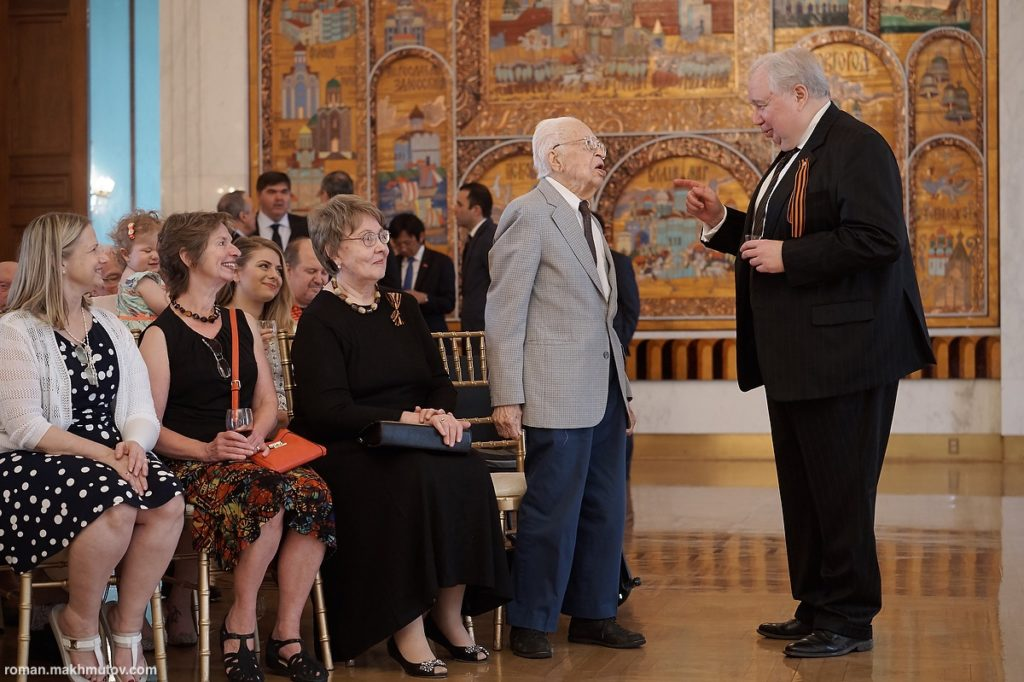 Игорь Белоусович и Сергей Кисляк. Фото из личного архива