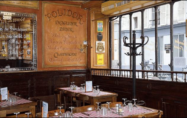 Фото: Crémerie Restaurant Polidor