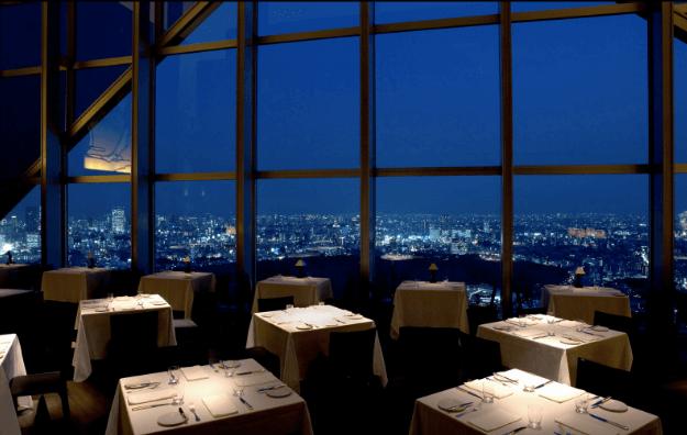 """""""Нью-Йорк Гриль"""", отель Park Hyatt, Токио (Япония) Фото: Park Hyatt"""
