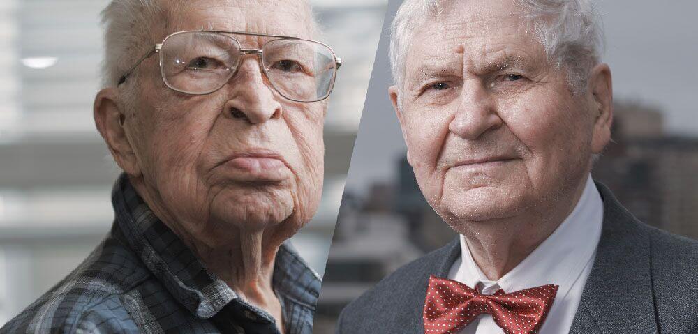 Игорь Белоусович и Николай Зайцев. Фото из личного архива