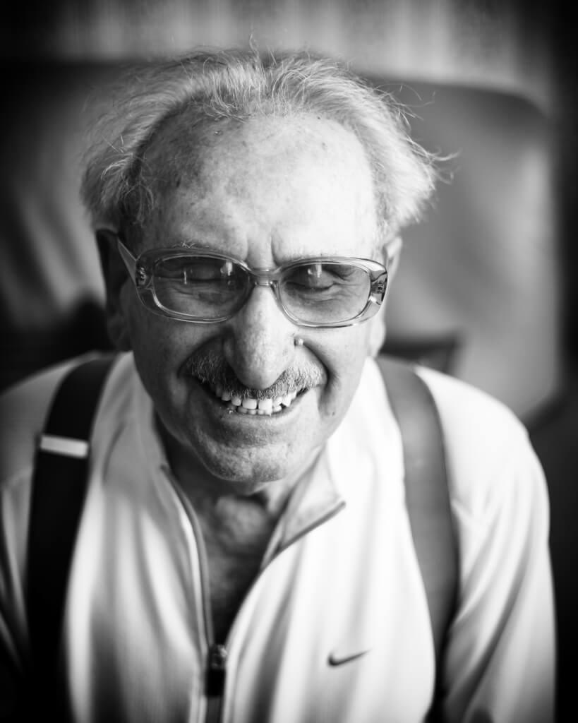Портрет Миши Кунделя. Фото: