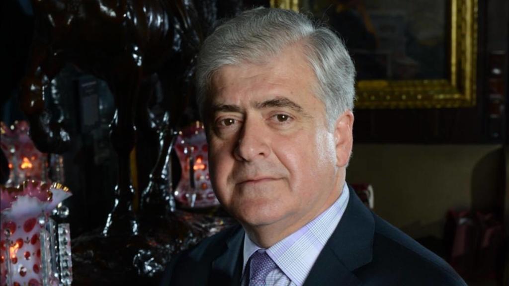 Основатель школы Concord Rusam Юрий Курашвили. Фото из личного архива