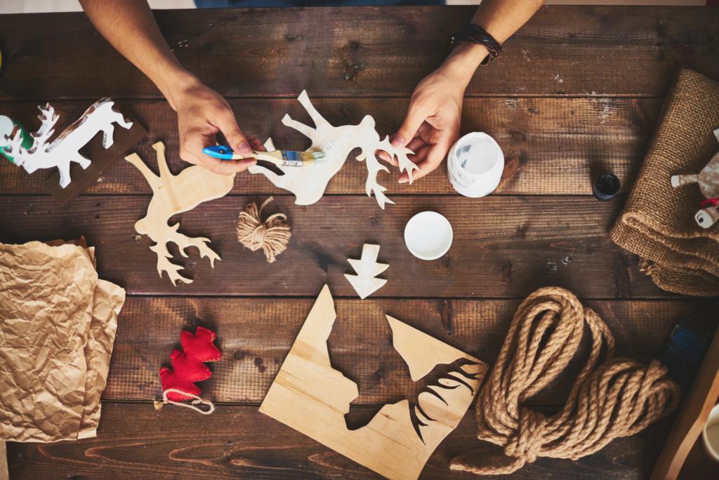 Изделия ручной работы пользуются популярностью у покупателей. Фото: depositphotos.com