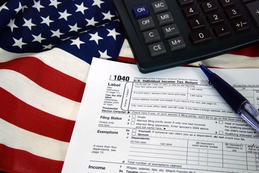 Преступники представлялись сотрудениками налоговой службы США. Фото: depositphoto