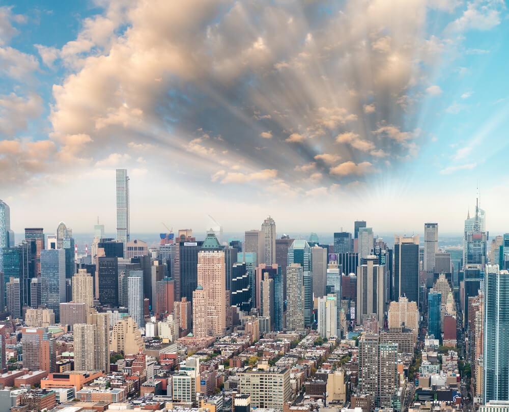Жителям Нью-Йорка приходится кое-чем жертвовать ради жизни в мегаполисе. Фото: depositphoto