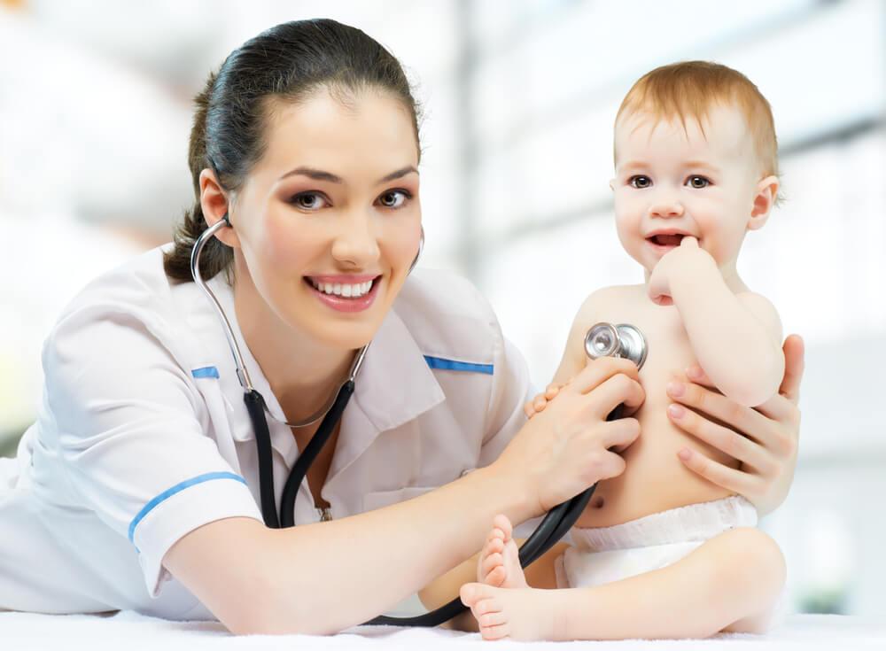 У медсестер одно из самых высоких пенсионных отчислений. Фото: depositphoto