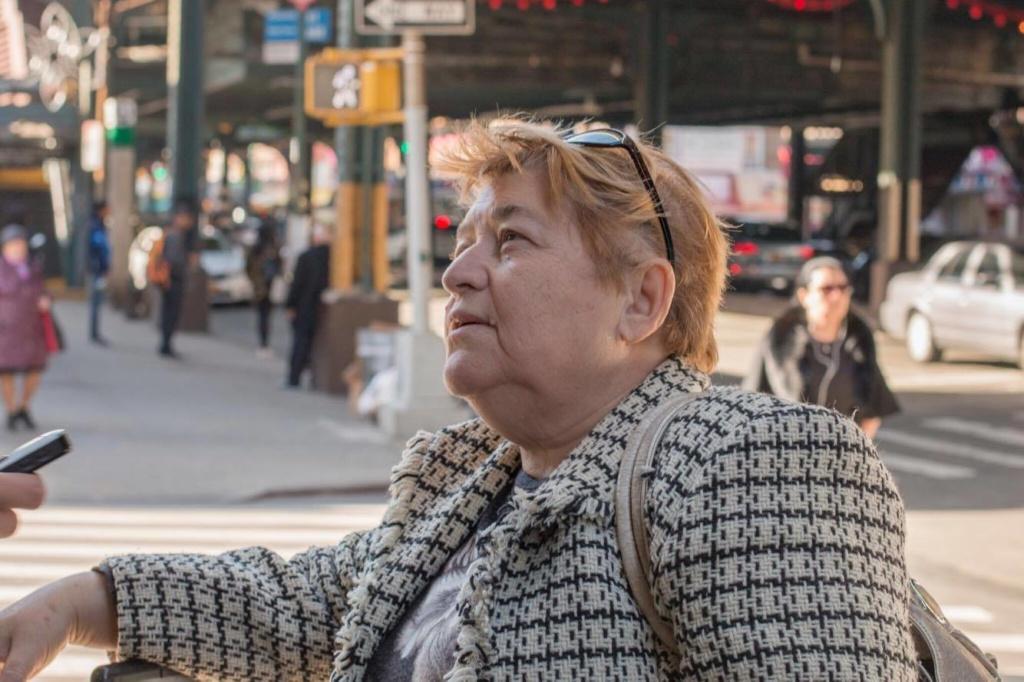 Аида Свердлова приехала в США 15 лет назад. Фото: Денис Малинин