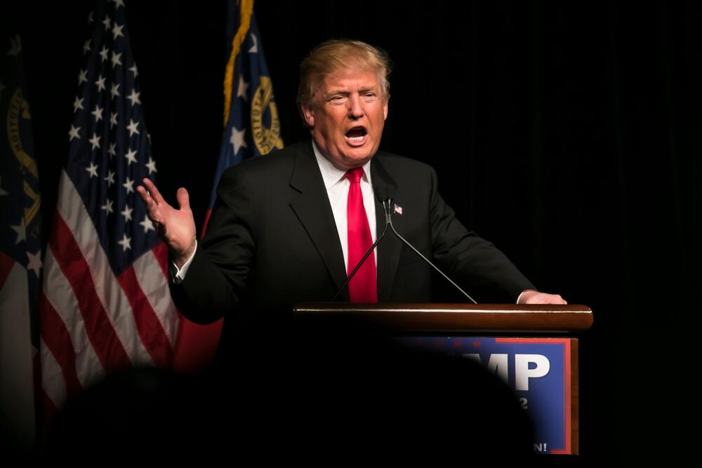Дональд Трамп. Фото: http://depositphotos.com/