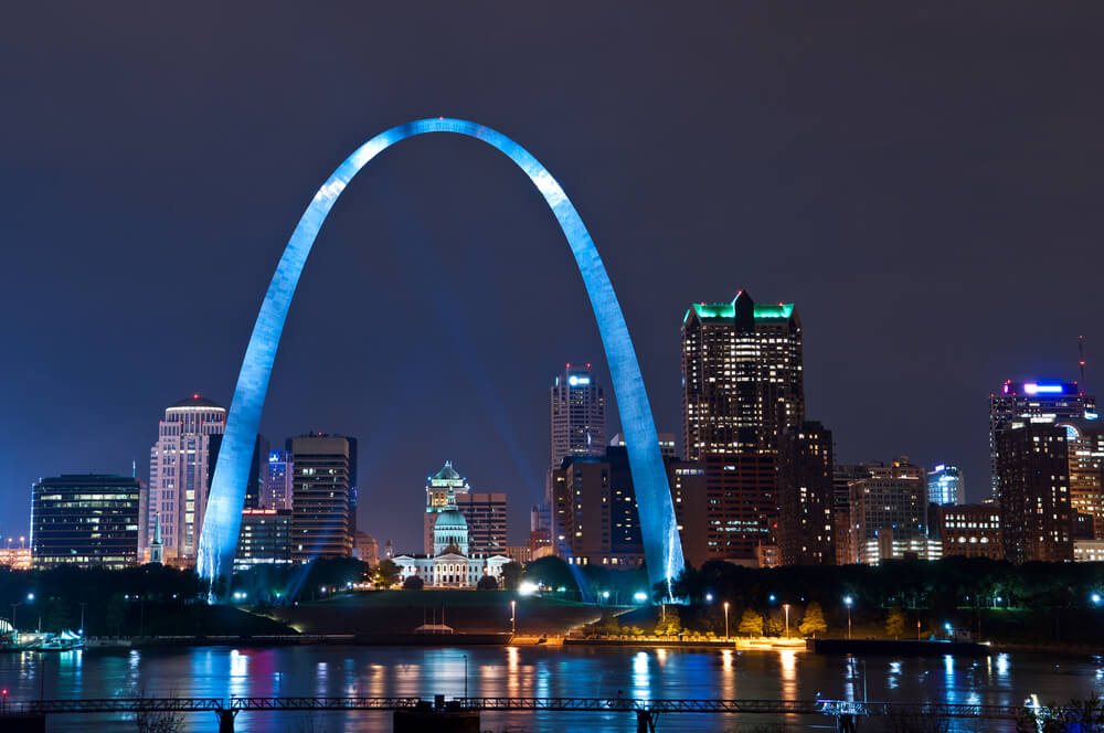 Gateway Arch. Фото: depositphoto
