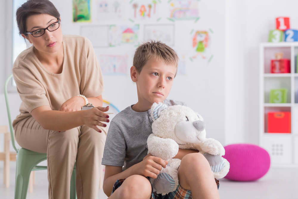 При разводе особенно сложно решить судьбу ребенка. Фото: depositphoto