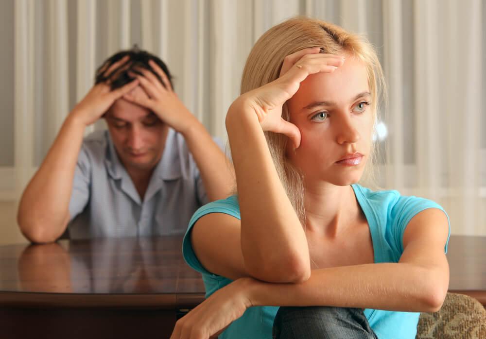 Развод может привести к потере легальной возможности проживать в США. Фото: depositphoto