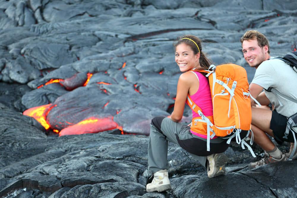 Прогулка на вулканы. Фото: depositphoto