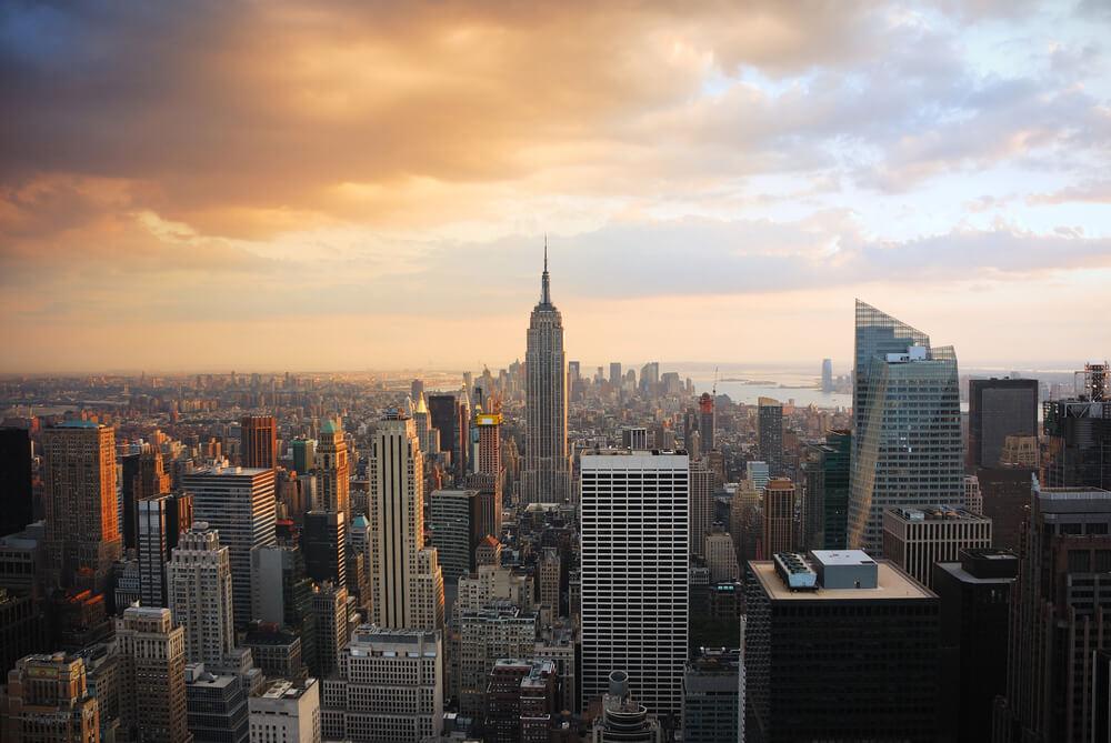 Нью-Йорк. Фото: depositphoto