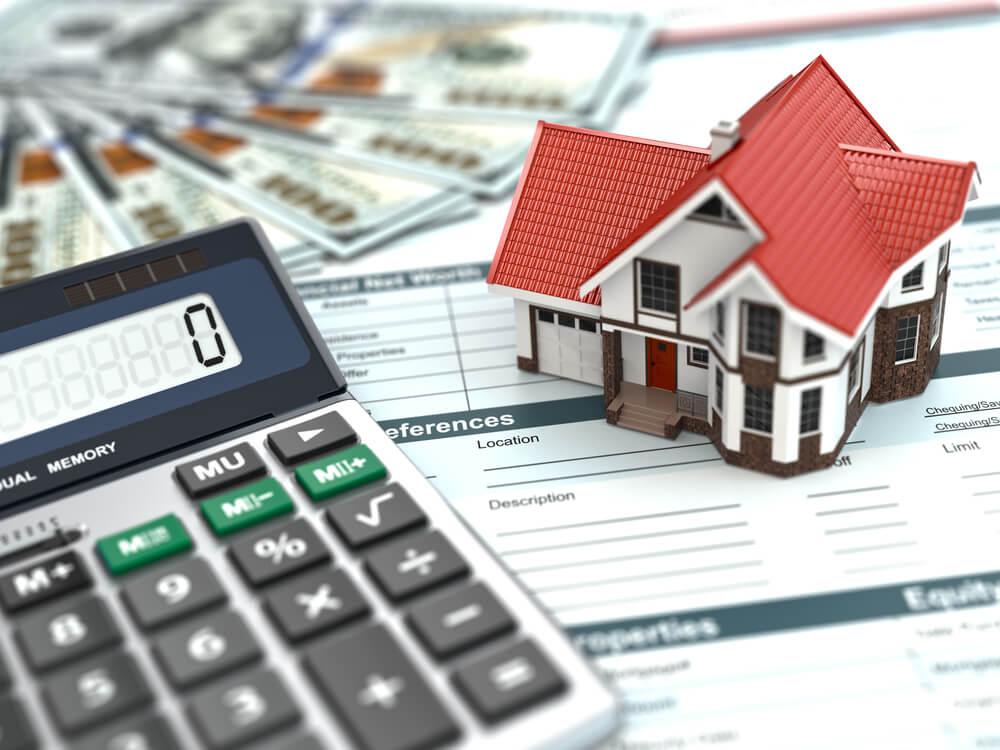 Цена дома в зависимости от города может отличаться в 6 раз. Фото: depositphoto