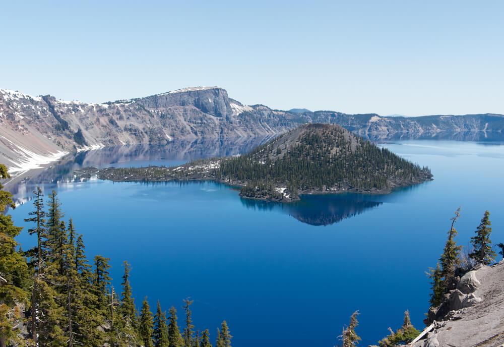 Crater Lake. Фото: depositphoto