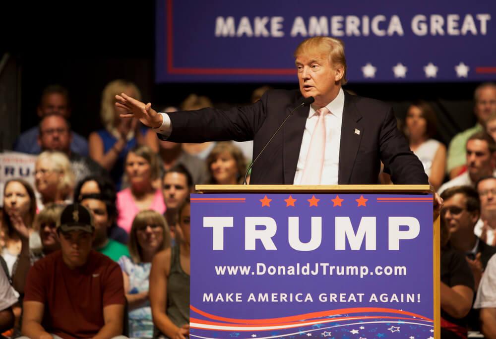 Дональд Трамп Фото: Depositphotos