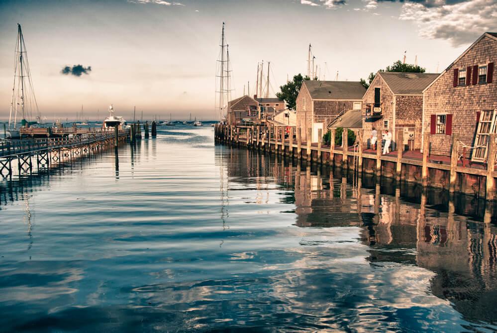 Исторические города США. Фото: depositphoto