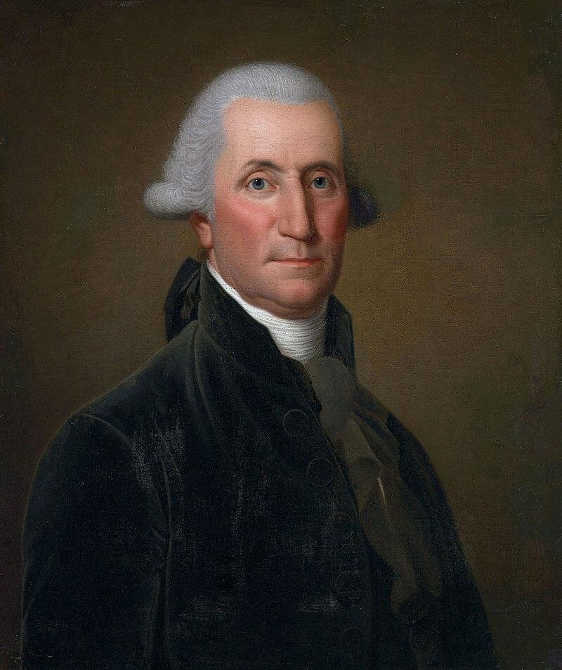 Джордж Вашингтон. Фото: wikipedia.org