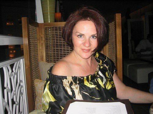 Алена Слотен. Фото из личного архива