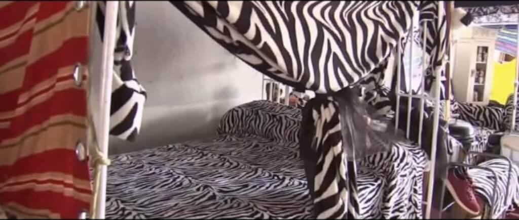 Спальня. Фото: кадр видео YouTube