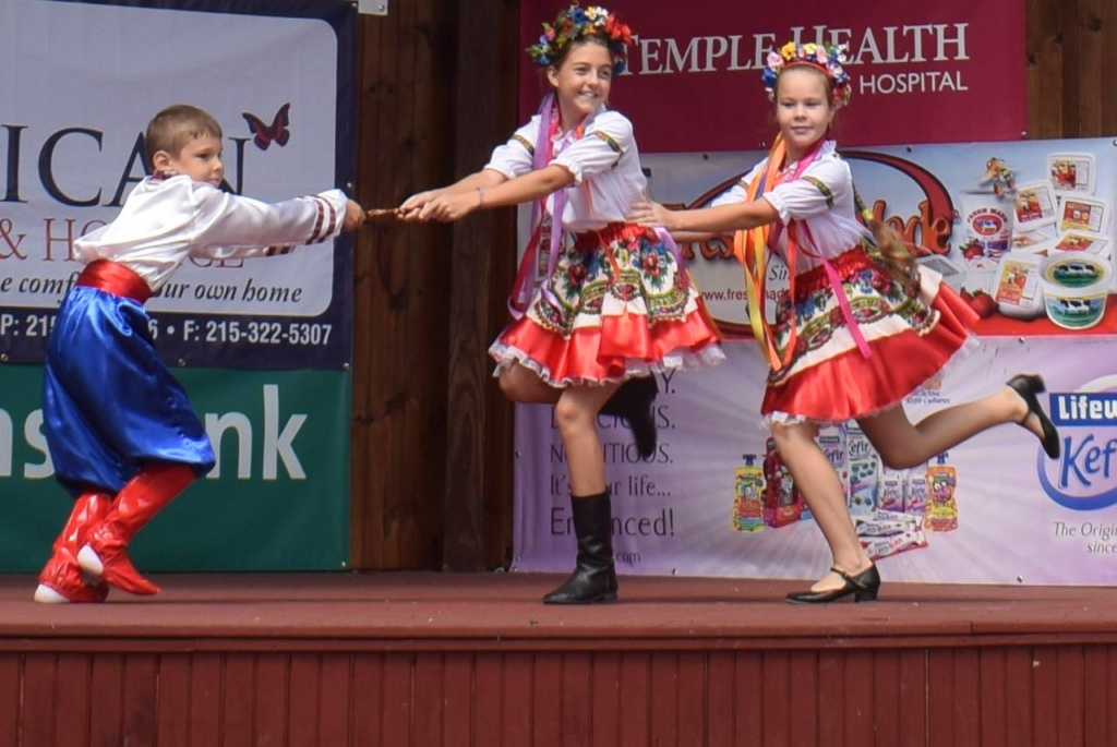 Фото Kaleidoscope Folk Dance Club