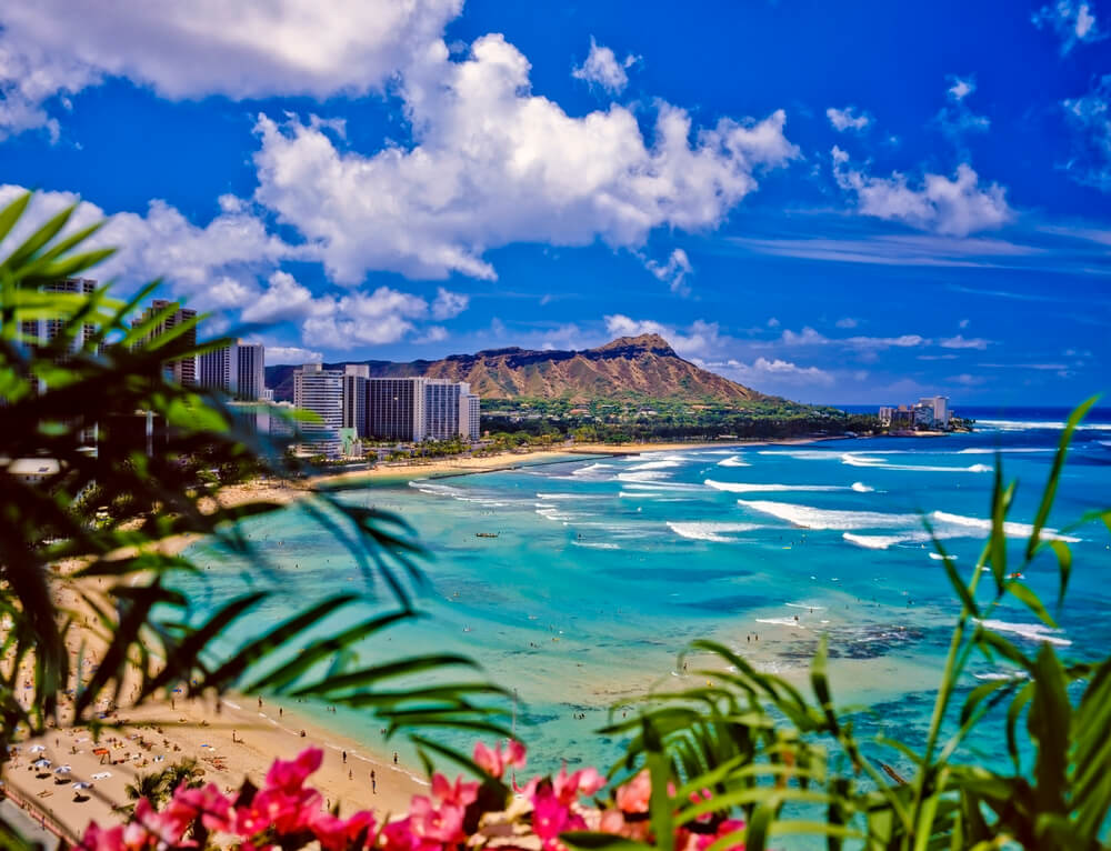 Гавайи. Фото: Depositphotos