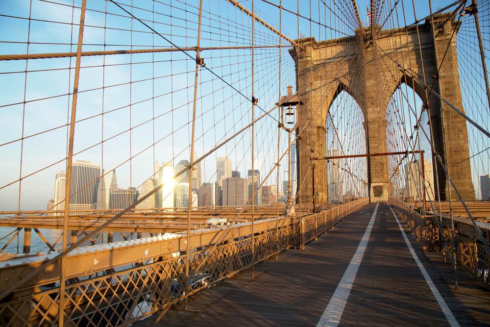 Бруклинский мост. Фото: Depositphotos
