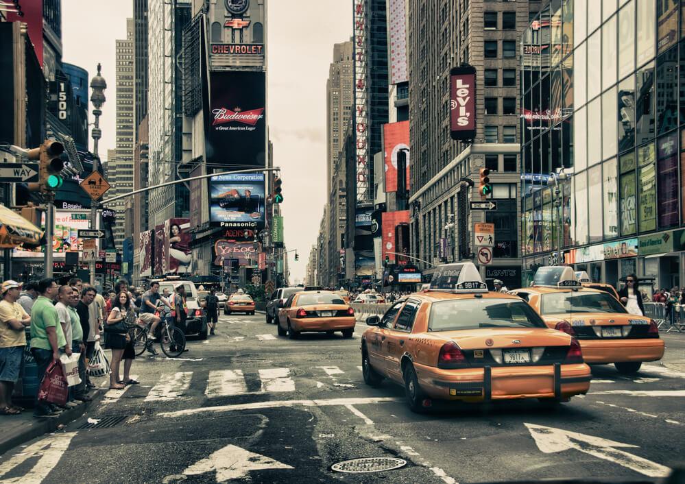 Нью-Йорк. Фото: Depositphotos