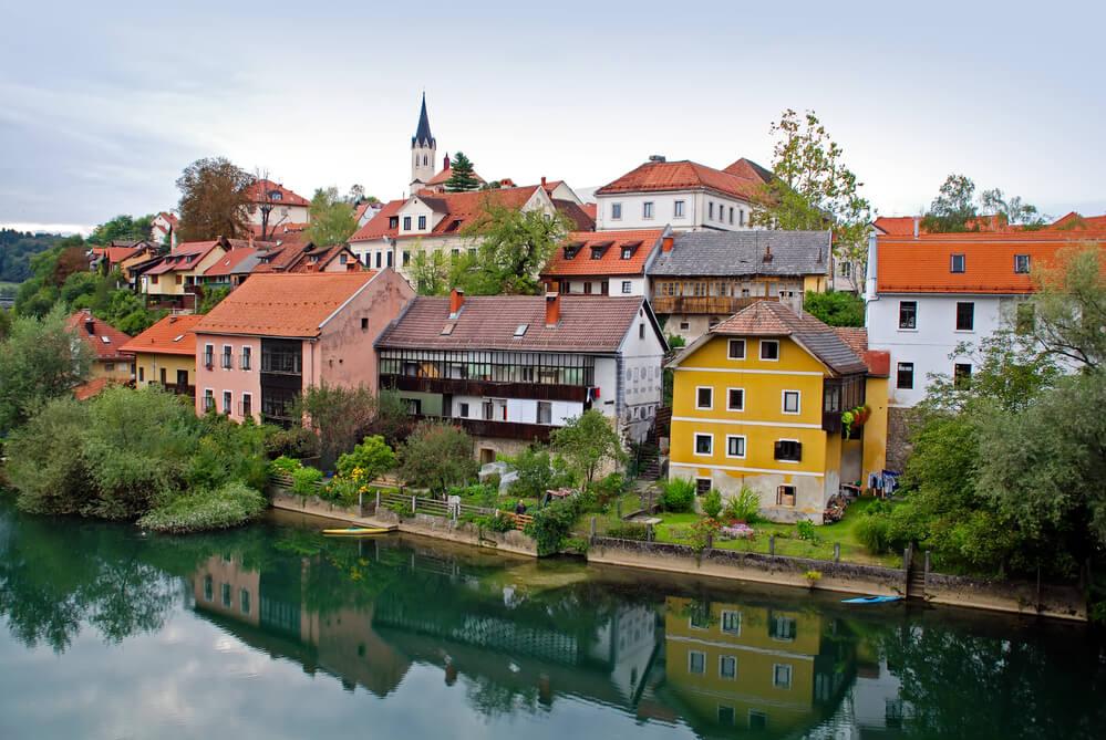 Ново-Место, Словения. Фото: Depositphotos